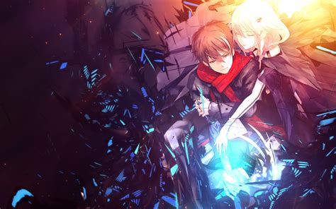 Anime Wallpaper Guilty Crown - guilty crown wallpaper by katlynarts on deviantart