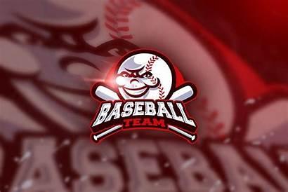 Creativemarket Baseball Team Disimpan Dari Aqr Studio