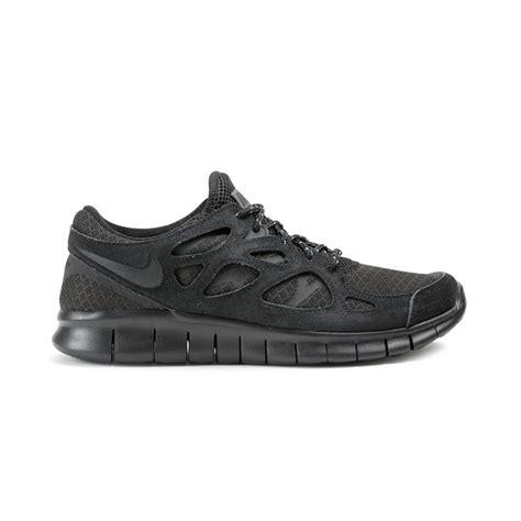 free running 2 nike free run 2 black black grey 65 40 537732 020 sneakers low graffitishop