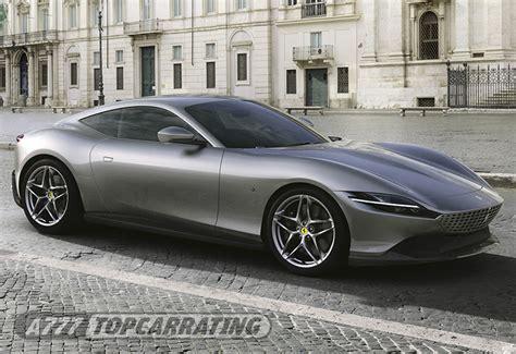Come test drive a ferrari today! 2020 Ferrari Roma - характеристики, фото, цена.