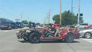 Prix D Une Mustang : jack haden roule avec sa ford mustang d truite par une tornade ~ Medecine-chirurgie-esthetiques.com Avis de Voitures
