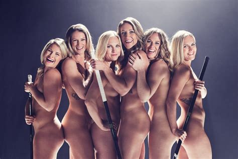 US Women S National Hockey Naked Of The Day