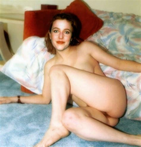 Gillian Anderson Nude And Sexy Complete Collection