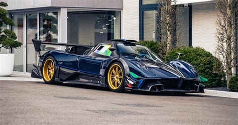 World's First Road-Legal Pagani Zonda Revolucion Is Coming