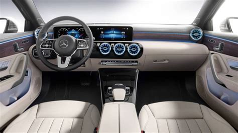 mercedes  class  interior review  release