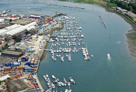Boat Club Shamrock Quay shamrock quay marina in southton hshire gb united