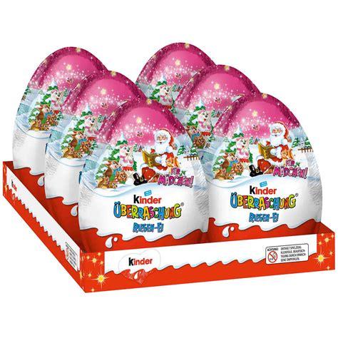 ei weihnachten kinder 220 berraschung riesen rosa ei weihnachten kaufen im world of shop