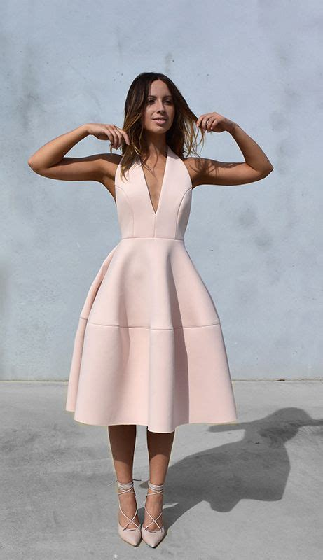 6 pastel pink dresses for stylish spring outfits - stylishwomenoutfits.com