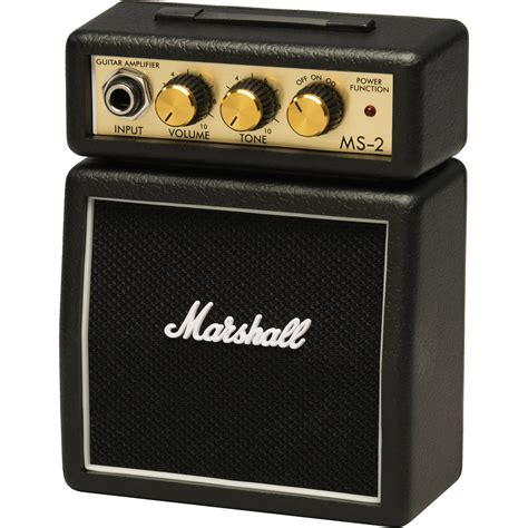 Small Marshall Amp  Bing images
