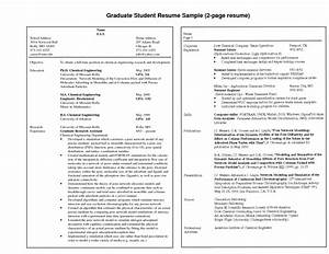 two page resume samples resume and cover letter resume With free 2 page resume template