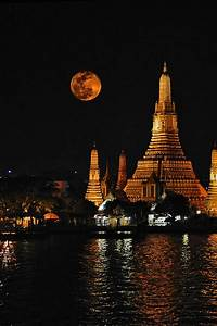 Beautiful Full Moon View Places Around The World  U2013 The Wow