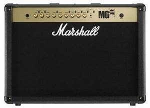Marshall Mg102fx Electric Guitar Combo Amplifier