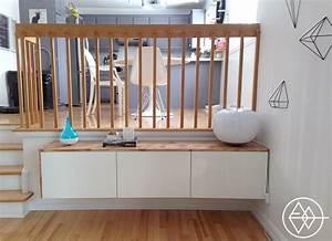 Meubles Besta Ikea : diy ikea besta hack l 39 an vert du d cor ~ Nature-et-papiers.com Idées de Décoration