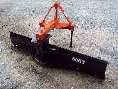dirt blade dirt 3pt 7 angle grader blade magnolia tx 112814575 equipmenttrader
