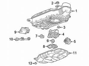 Chevrolet Cruze Diesel Exhaust Fluid  Def  Tank Insulator