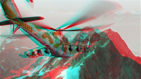 3d Photo by Helicoptor Hd Wallpaper Background Image 1920x1080