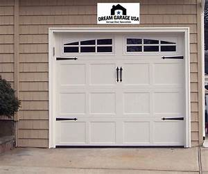 Garage door design design ideas for Carriage style garage doors prices