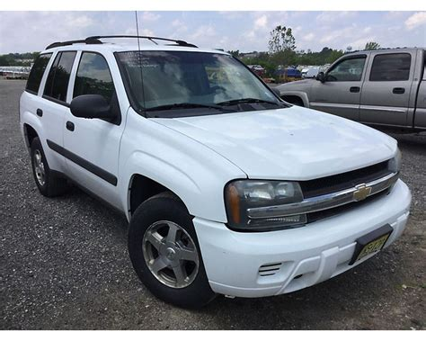 2005 Chevrolet Trail Blazer Ls 4x4 Suv For Sale Plymouth
