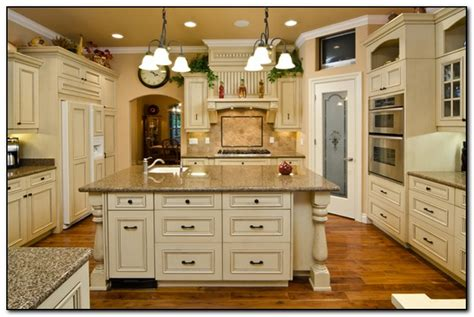 Kitchen cabinet colors add brightness and personality to a space. Kitchen Cabinet Colors Ideas for DIY Design | Home and ...