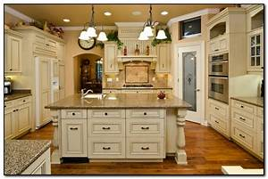 complete the look of your kitchen decor with stylish With kitchen colors with white cabinets with where to get inspection sticker