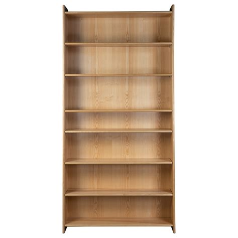 High Bookcase by Helmsley High Bookcase Bespoke Hardwood Furniture From