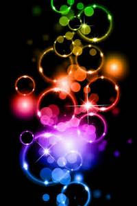 Colorful Bubble iPhone 4 Wallpaper and iPhone 4S Wallpaper ...