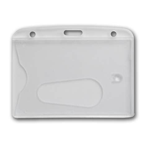 protege nappe plastique transparent porte badges et 233 tuis enzocard