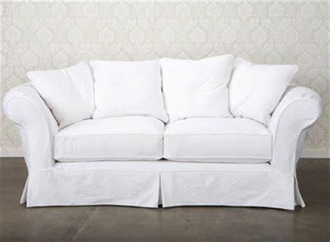 white shabby chic sofa sharondipity rachel ashwell shabby chic sweep sofa 90 quot