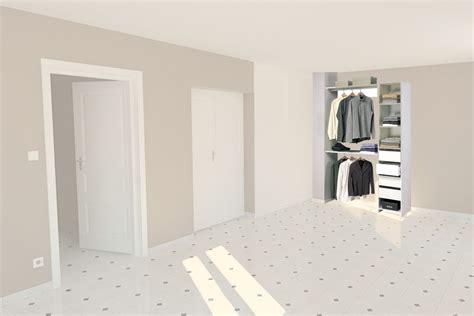 chambre du vide un mini dressing pour une chambre kit placard