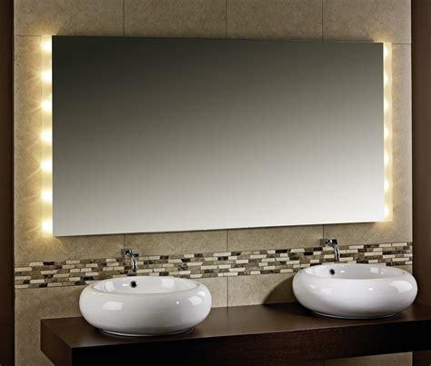 wandspiegel mit beleuchtung wandspiegel mit beleuchtung attolos 300871051