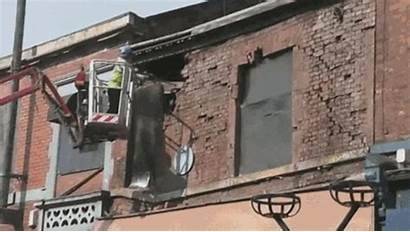 Construction Fail Gifs Demolition Giphy Houses Vigan