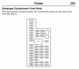 2013 Ford Flex Fuse Diagram