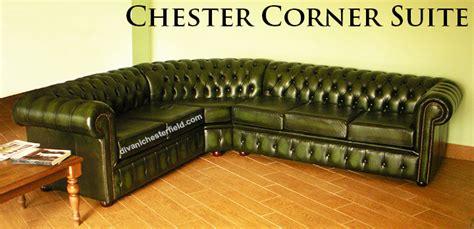 Divano Chesterfield Angolare Divano Chester Ad Angolo Su