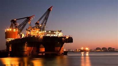 Offshore Petroleum Wallpapers Engineering Water Sincronia Hukum