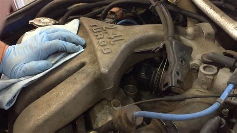 pt cruiser gt turbo ignition coil replacement youtube