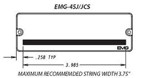 Emg Pickups Best Bass Gear