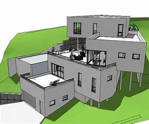 marseille construire en pente pinterest facade With google vue des maisons 0 la veranda illumine les interieurs floriane lemarie