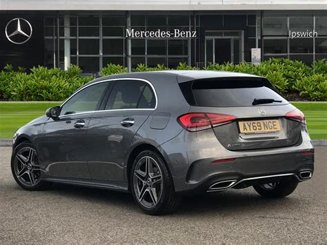59 869 просмотров 59 тыс. Used 2019 Mercedes-Benz A Class A200d AMG Line Premium Plus 5dr Auto for sale in Suffolk ...