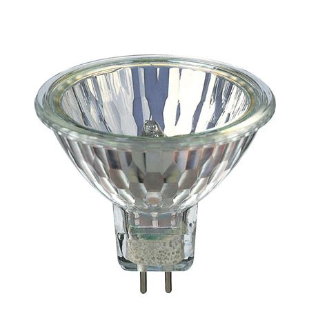 osram 50w 12v mr16 gu5 3 ir sp10 halogen light bulb