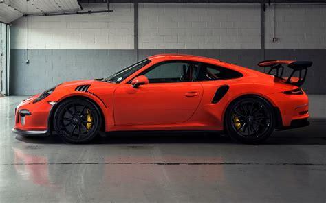 Porsche 911 Gt3 Rs Wallpaper ·①