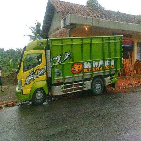 Mobil Lohan by Modifikasi Mobil Truk Hino Lohan Dutro Ceper Terbaru 2018