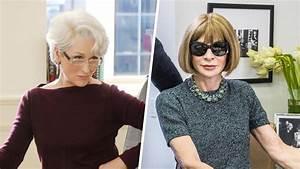 Meryl Streep channels 'Devil Wears Prada' character for ...