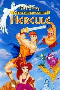 Hercules Font and Hercules Poster