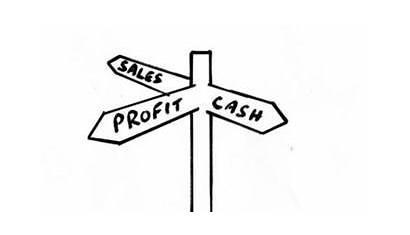 Sales Profits Vanity Sanity Profit Business