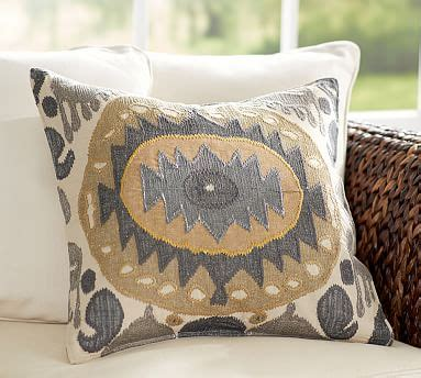Pillows At Pottery Barn by Ikat Pillow Cover Pottery Barn