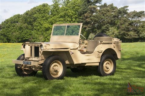 lrdg jeep 1943 willy s jeep mb lrdg sas recreation