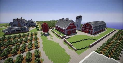 farm minecraft building