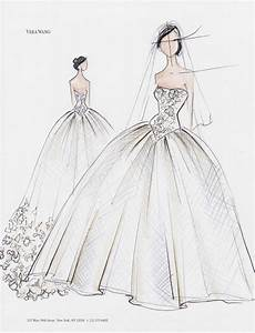 wedding dress sketches couture fashion design on With wedding dress drawing