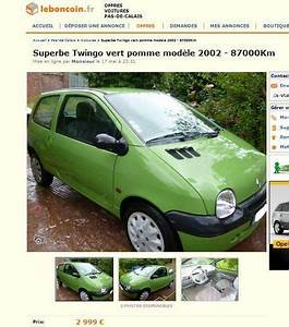 Renault Modus Occasion Le Bon Coin : le bon coin l 39 auteur de l 39 hilarante annonce de la renault twingo revient sur le buzz ~ Gottalentnigeria.com Avis de Voitures
