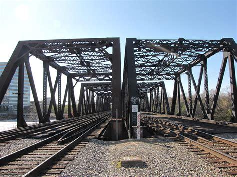 bridgehuntercom csx  scioto twin bridges
